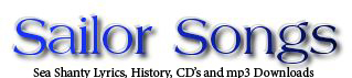 Sailor Songs Logo